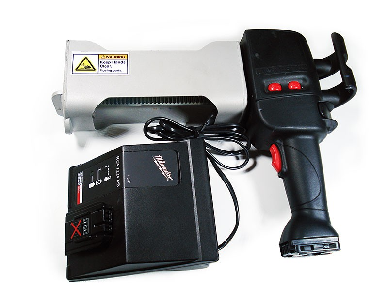 Powerpush 7000 Mixpack Dispenser (2 Batts&Charger)