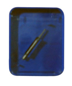 Tungsten drill bur 0.010 tip (blue box)