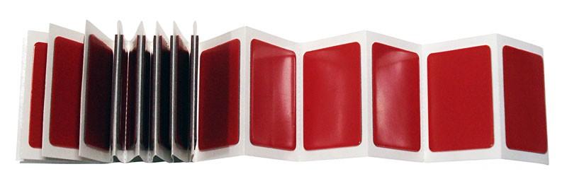 Mirror pads x25