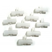 BMW MINI 2000 - WS Wiper Plate Clip - 16pk
