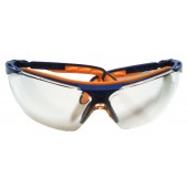 Uvex Scratch Resistant Anti Mist Safety Glasses