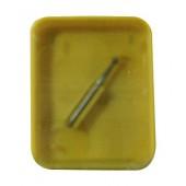 Tungsten drill bur 0.016 tip (yellow box)