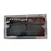 Razor blades, box of 10